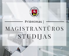 Priėmimas į antrosios pakopos (magistrantūros) studijas 2015 m.